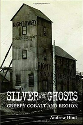 Silver and Ghosts ~Creepy Cobalt and Region