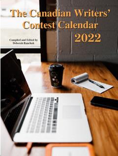 Canadian Writers' Contest Calendar 2022