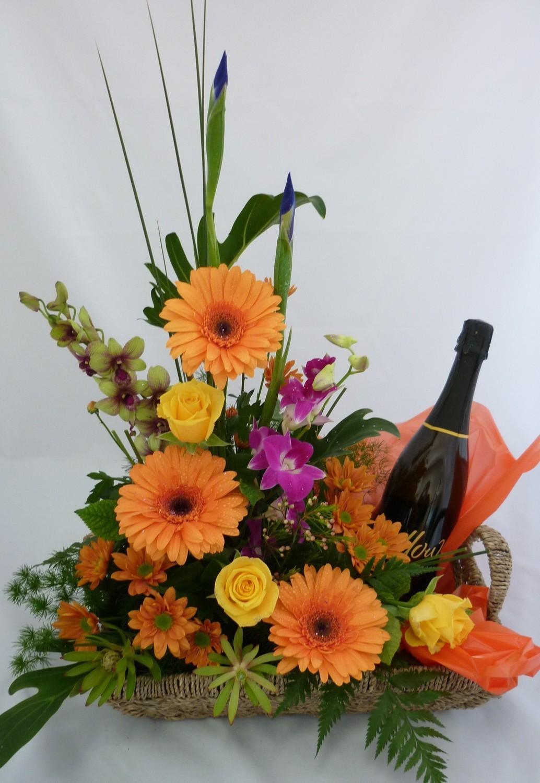 Άνθη και κρασί