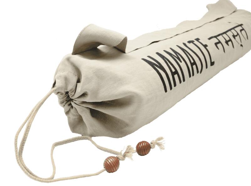 Чехол для коврика Namaste льняной