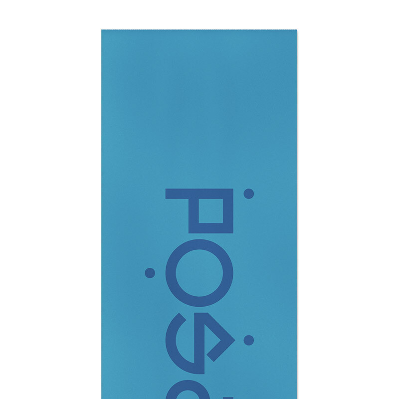 POSA NonSlip Plain Blue