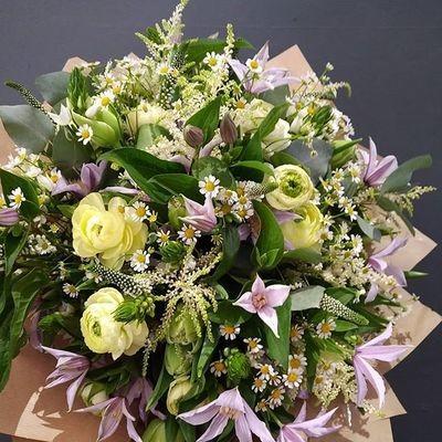 Subscription Flowers Luxury