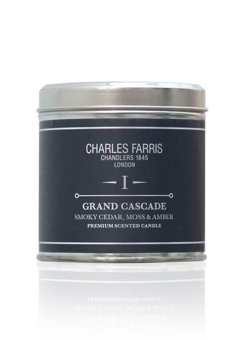 Tin - Grand Cascade Candle
