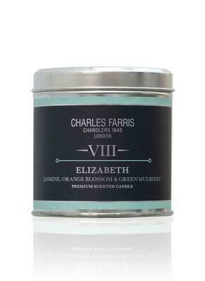 Tin - Elizabeth Candle