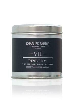 Tin - Pinetum Candle