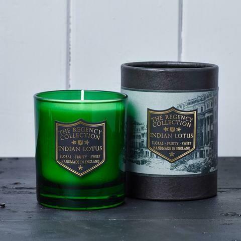 Regency Candle - Indian Lotus