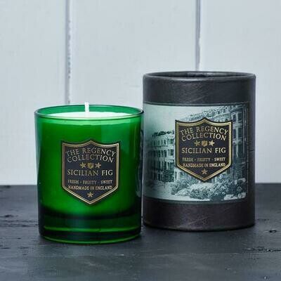 Regency Candle - Sicilian Fig