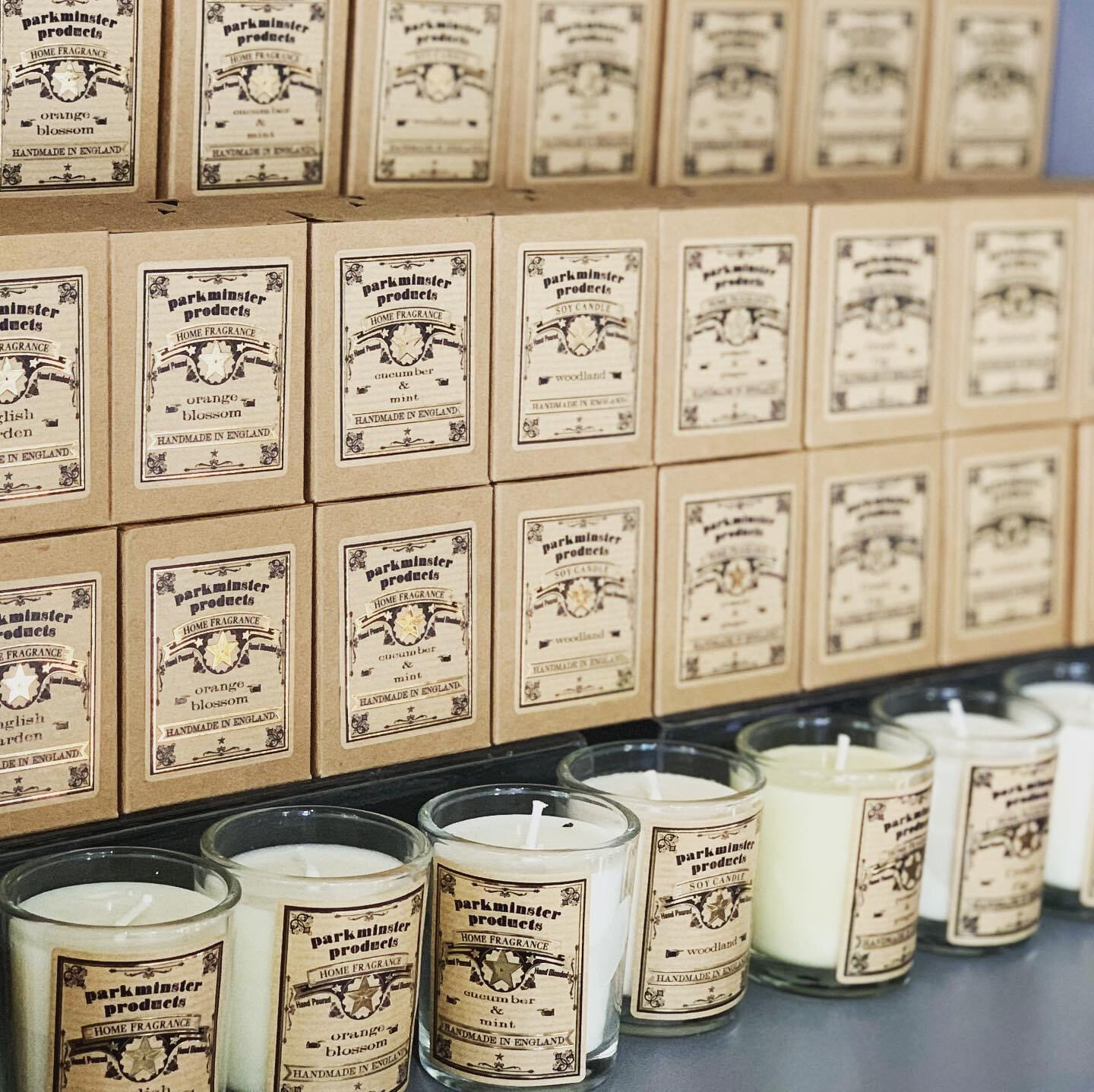 Votive - Bluebell Candle