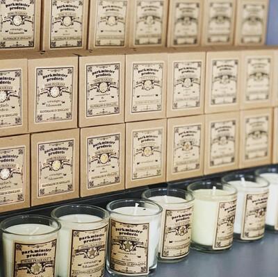 Votive - Eucalyptus Candle
