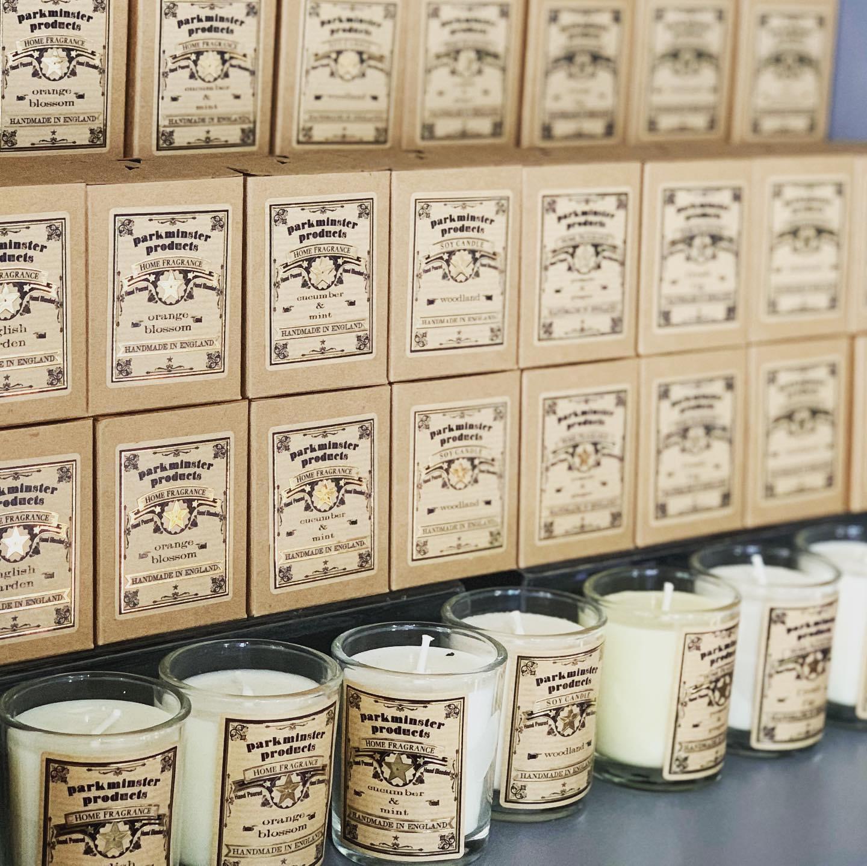 Votive - Woodland Candle