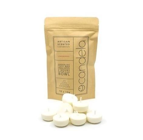Candela Refill Pack - Coriander & Mint