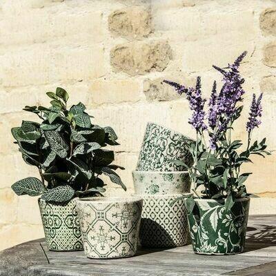 Dutch Style Pot - Green