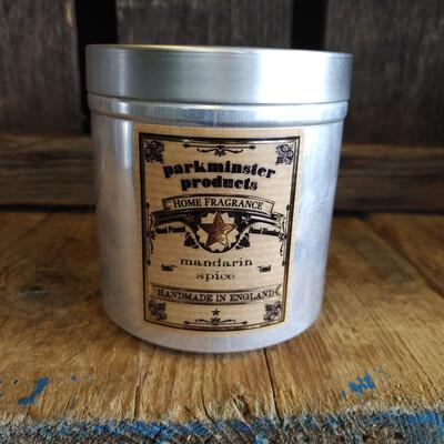 Tin - Mandarin Spice Candle