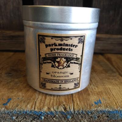 Parkminster Tin - Orange Blossom Candle