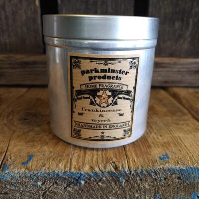 Tin - Frankincense & Myrrh Candle