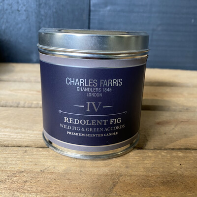 Tin - Redolent Fig Candle