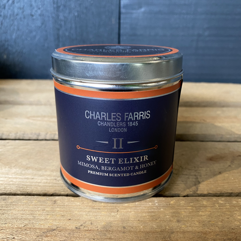 Tin - Sweet Elixir Candle