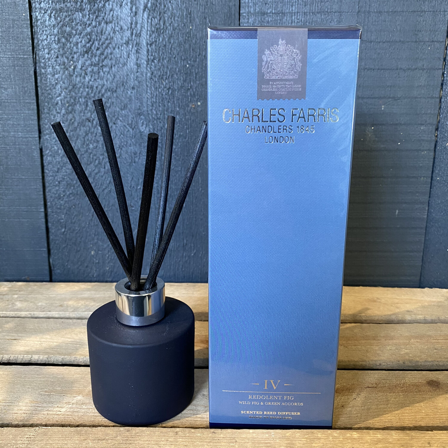 Reed Diffuser - Redolent Fig
