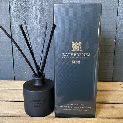 Reed Diffuser -Smoked Oud & Ozone Accords