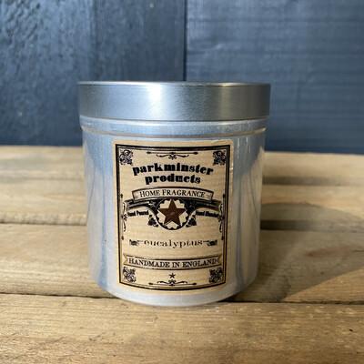 Tin - Eucalyptus Candle