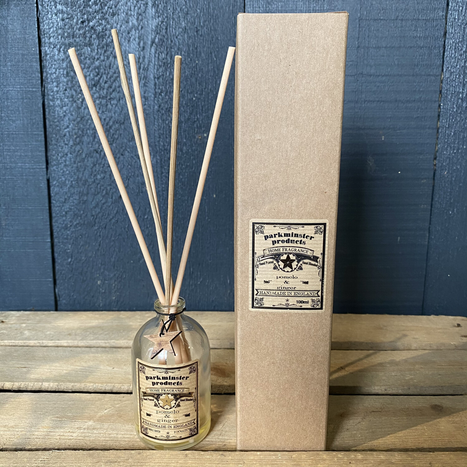 Reed Diffuser - Pomelo & Ginger
