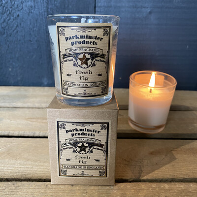 Votive - Fresh Fig Candle