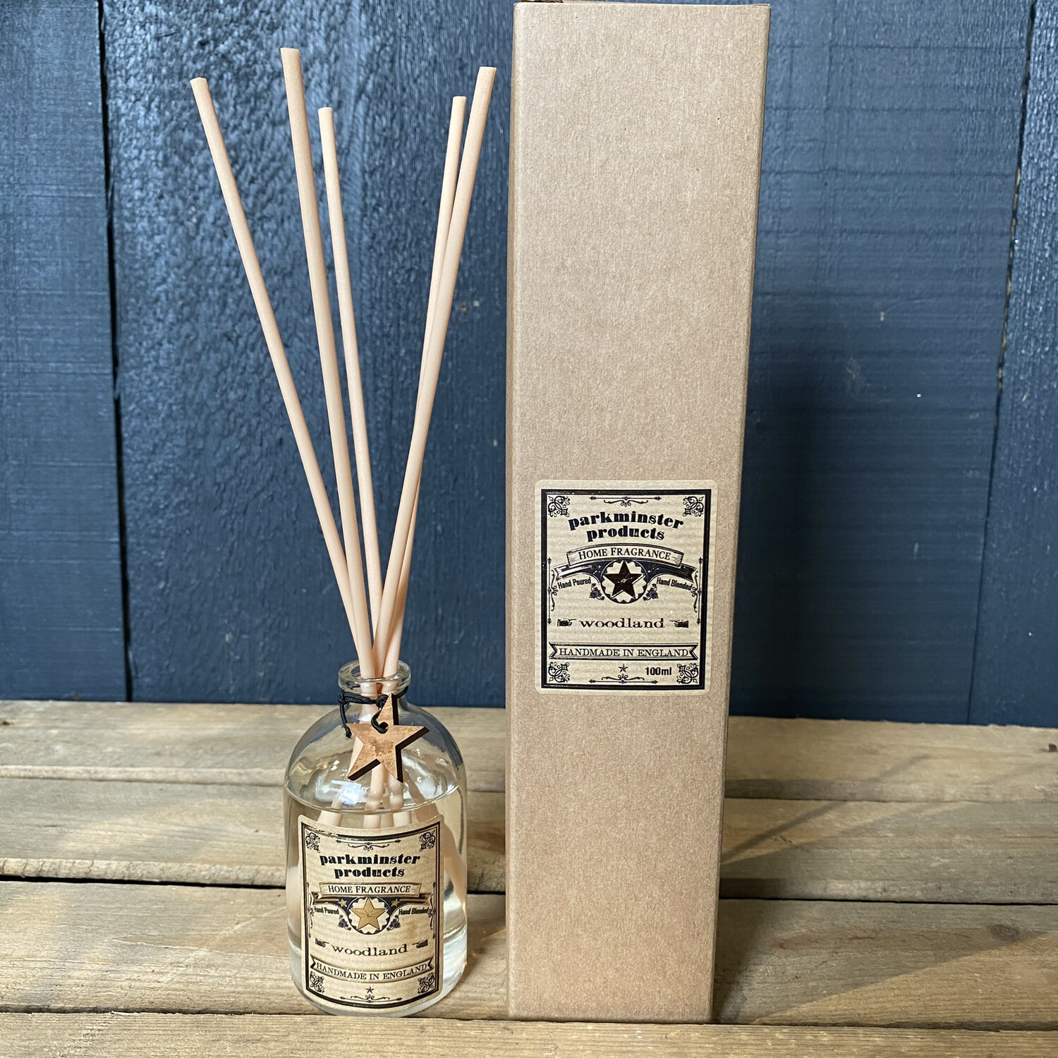 Parkminster Reed Diffuser - Woodland