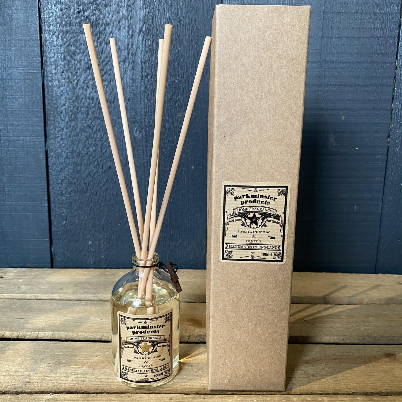 Reed Diffuser - Frankincense & Myrrh