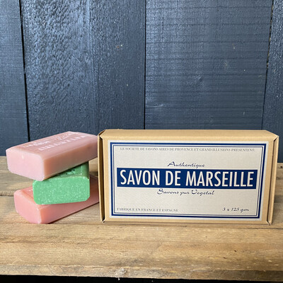 Marseilles Soap Box