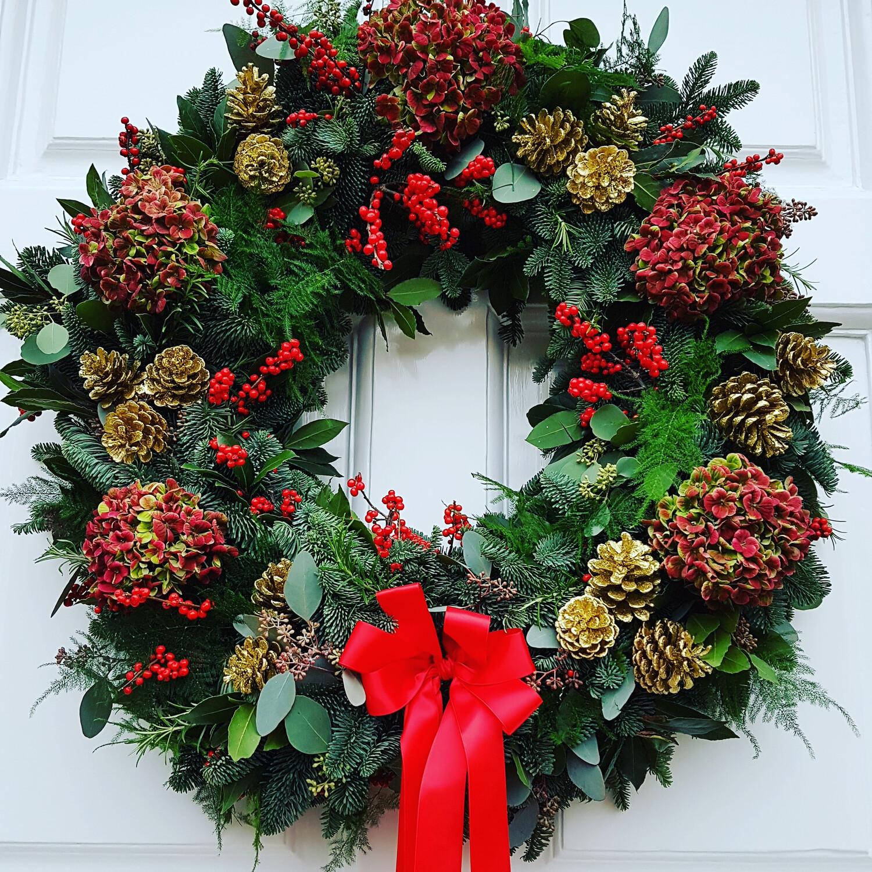 Wreath Making - Thu 3rd Dec 2020 10am