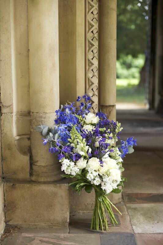 Sympathy Hand-Tied Bouquet