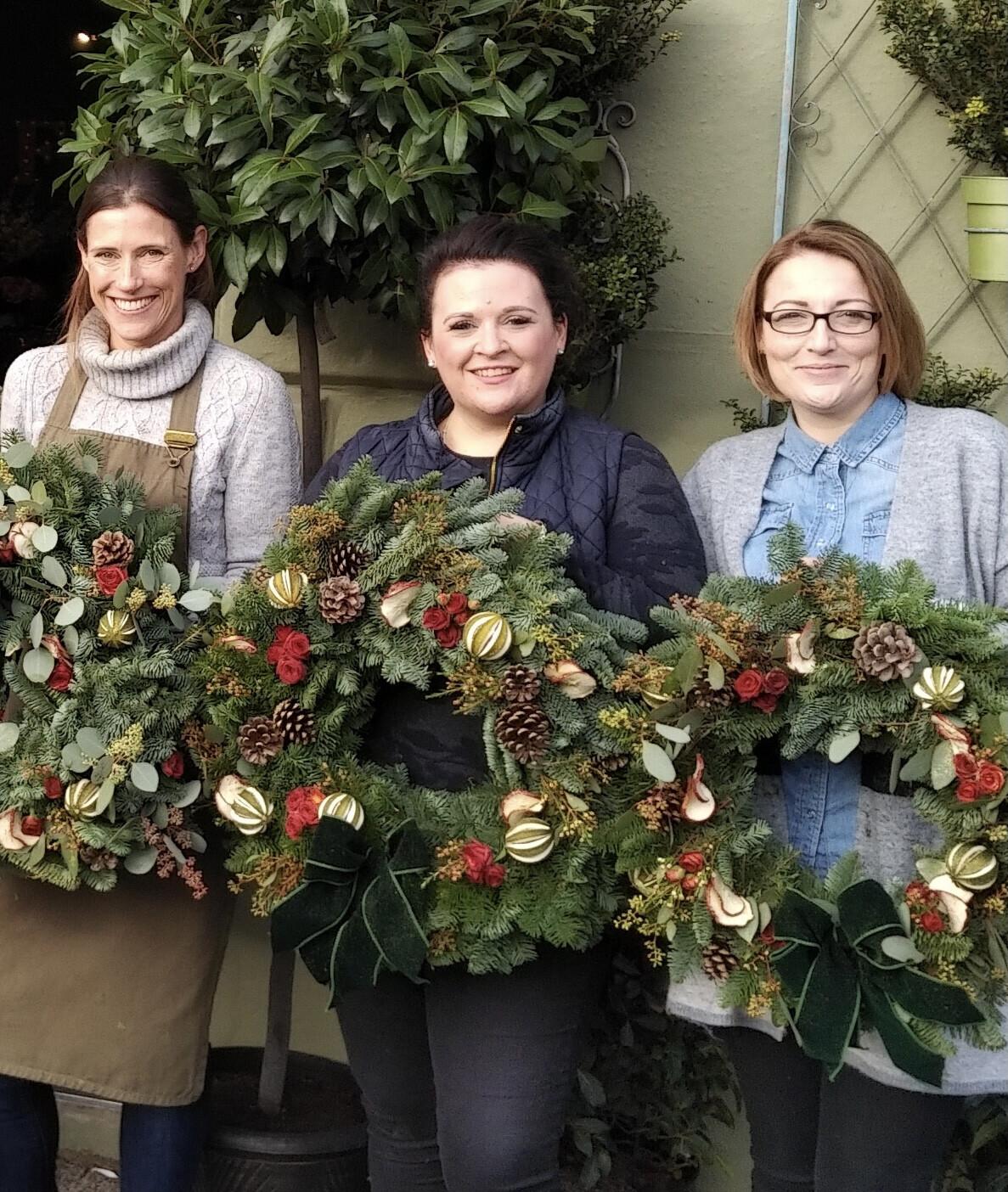 Wreath Making - Thu 3rd Dec 2020 2pm