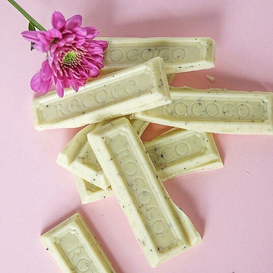 Rococo Cardamom White Chocolate