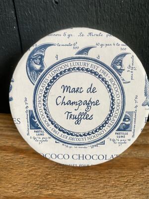 Rococo Mini Marc de Champagne Truffles