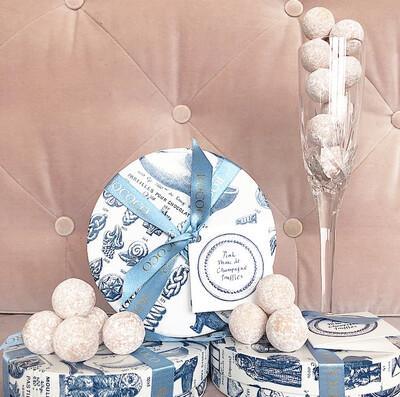 Rococo Marc de Champagne Truffles Tub