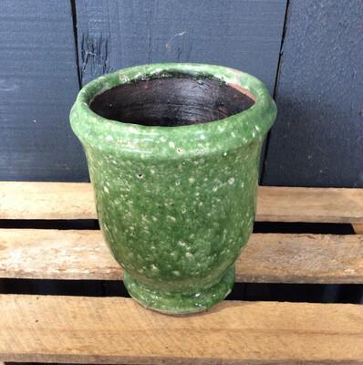 Forest Green Pot