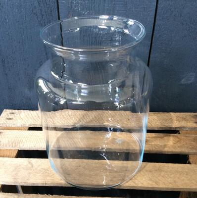 Large Eco Glass Vase
