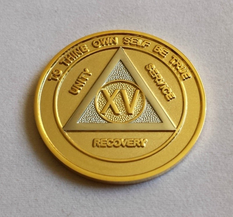Bi Plate Medallion (Gold & Silver) years 1-45