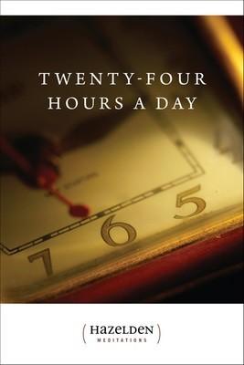 Twenty Four Hours A Day - soft cover