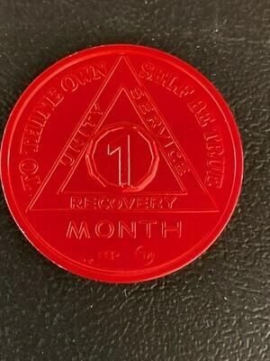 1 month aluminum