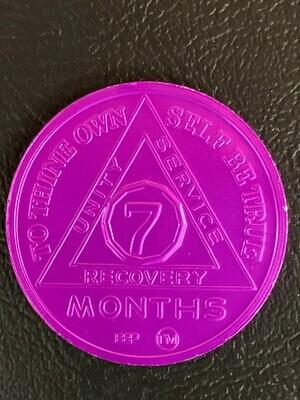 7 month aluminum