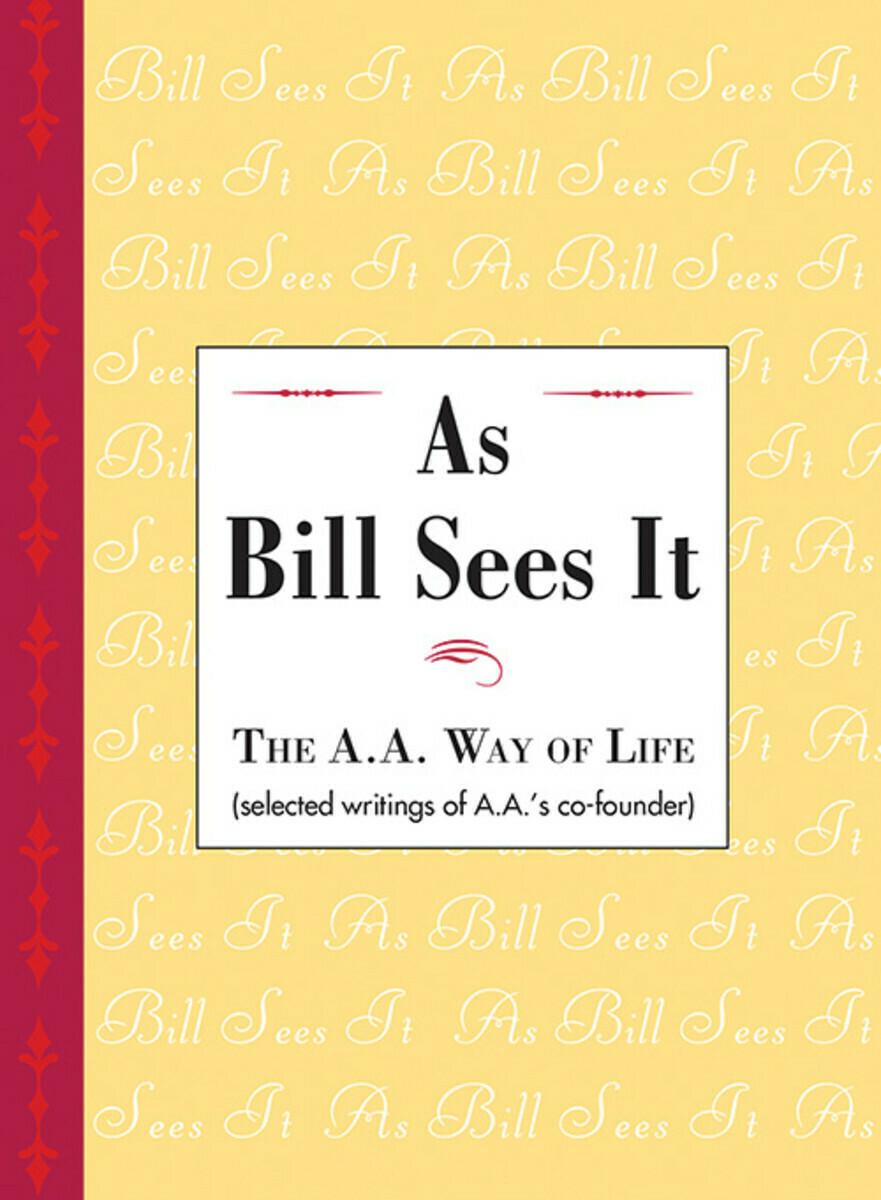 As Bill Sees It - hard back