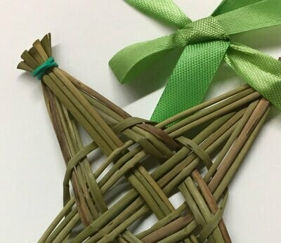 "Traditional ""Brigid's Bow"" cross"