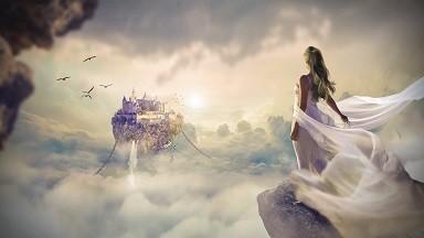 Fantasy - Matt Laminated Photo Frame