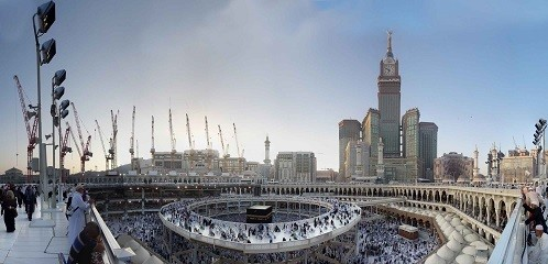 Mecca - Matt Laminated Photo Frame