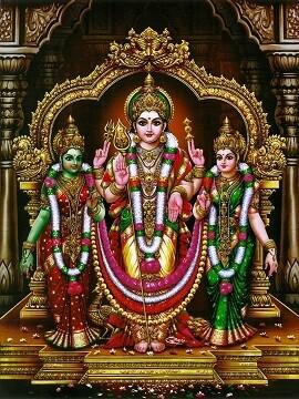 Lord Kumara Swamy  Photo Frame