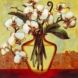 Flower Vase Photo Frame