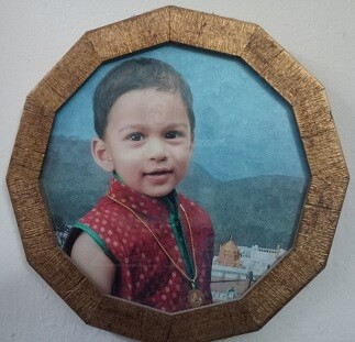 Personalized Photo Frames (Upload your Photo here)