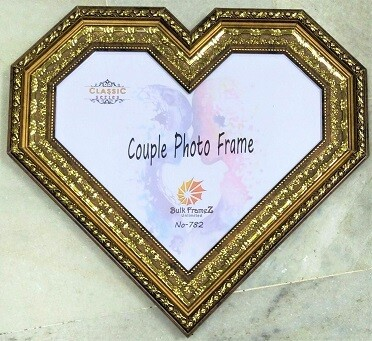 Couple Photo Frame - Classic (Upload your Photo here)