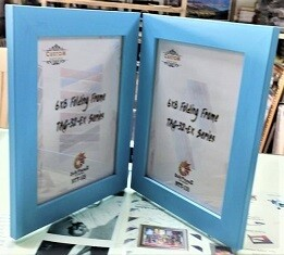 """Foldable Photo Frames 6 """" x 8 """" Size (Upload your Photos here)"""
